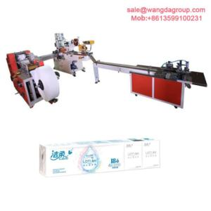 Pocket Tissue Production Line
