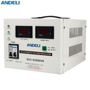 SVC-D2000VA voltage stabilizer