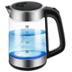 1.8L High boron glass kettle