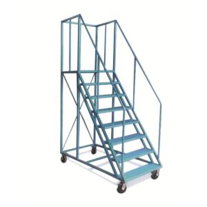 Warehouse Rack Ladder