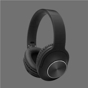 OEM Custom Logo New Model Stereo Over-ear Bluetooth Headset Wireless And Wired Headphone With Mic