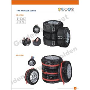 TIRE STORAGE COVER