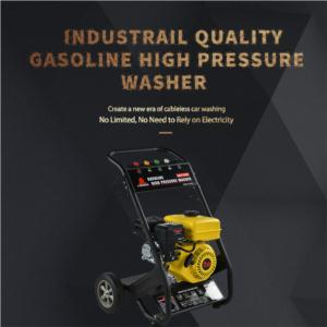 Gasoline High Pressure Washer