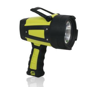 Rechargeable Waterproof 1000 Lumen LED Spotlight Flashlight