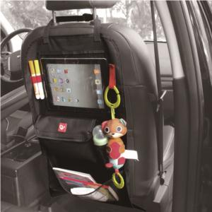 Back Seat Organizer with Pad Holder