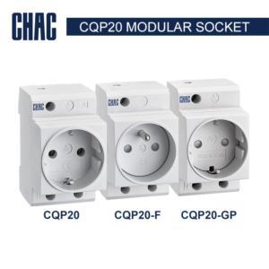 CQP20 Modular Socket