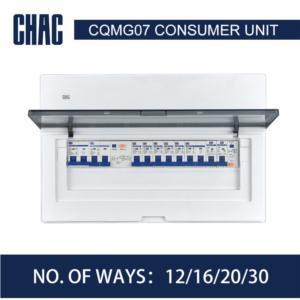 CQMG07 Consumer Unit