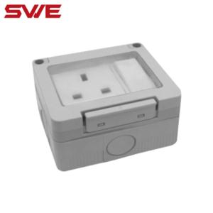 SWE Waterproof Wall Electrical Switched Socket(WP Range)