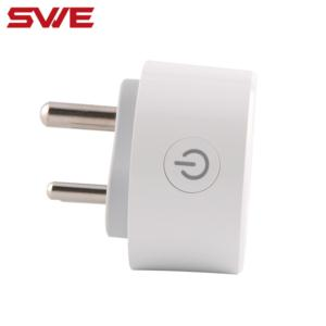 16A Indian Standard Smart Plug with Socket