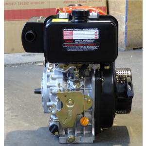 10Hp Air Cooled Single Cylinder Diesel Engine KA186FA Italy model
