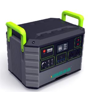 MP2000W  Portable energy storage emergency power