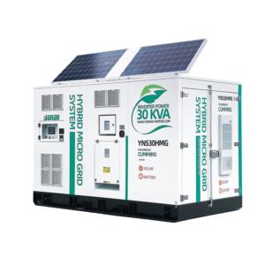 Hybrid Energy (MICRO GRID SYSTEM)