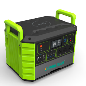 MP1500W  Portable energy storage emergency power