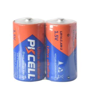1.5V dry battery alkaline AM-2 LR14 C