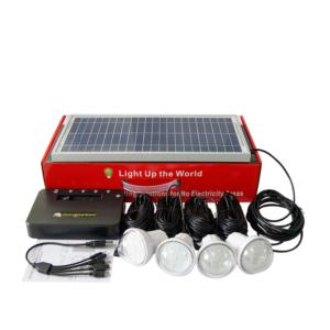 PS-K015 Solar Home kit