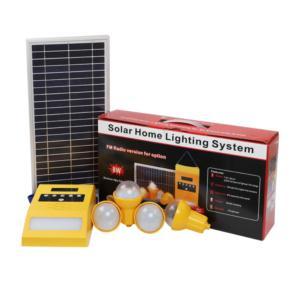 PS-K034A Solar home lighting kit