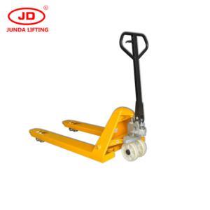 Hydraulic manual pallet truck