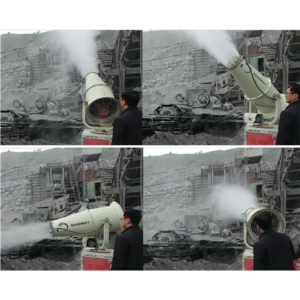 Fog Cannons