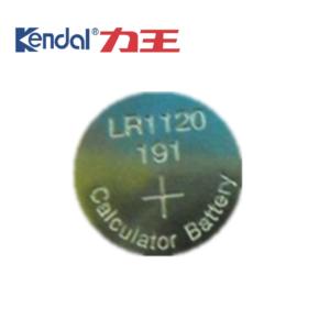 AG8/LR55/LR1120 button cell