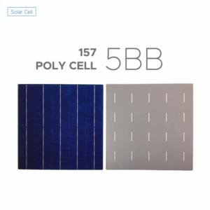 157 poly cell 5BB
