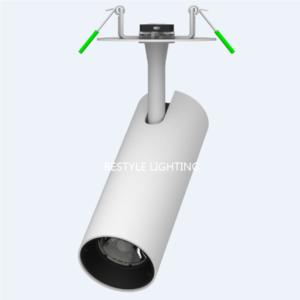 LED recessed spotlight