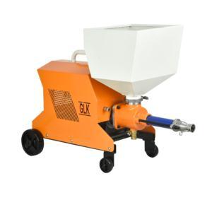 New multi function spraying machine