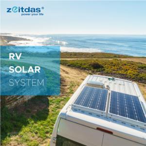 100w-400w  RV Solar System 100w-400w kits