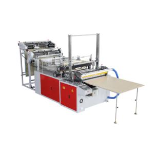Double Layer Bag Making Machine Four Rolls