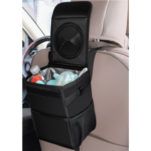 Trash Can Rubbish Bin For car