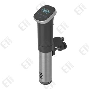 Sous Vide Cookers  Stainless Steel Precise cooker  Thermal Immersion Circulator with Recipe  Digital Interface  Temperature and Timer for Kitchen