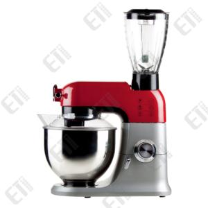 Stand Mixer  Tilt-Head Food Mixer  Kitchen Electric Mixer with Dough Hook  Wire Whip & Beater