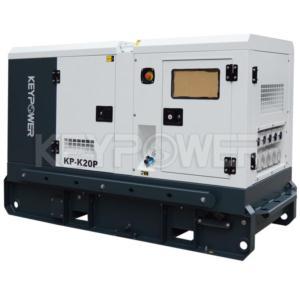 20 kVA Rantel Specs Diesel Generators Powered by Perkins