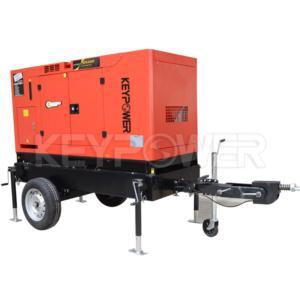 KEYPOWER 65 kVA Trailer Type Generator Powered by DEUTZ Eneine