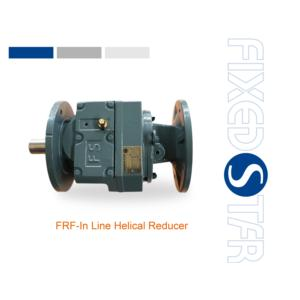 FRF IN LINE HELICAL GEARBOX