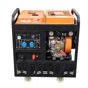 Yarmax Three-in-one generator, welding, Air compressor