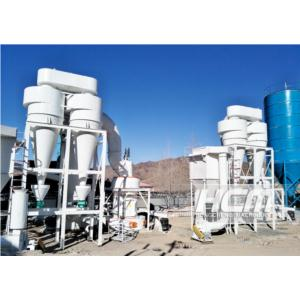 Manganese ore Raymond grinding mill