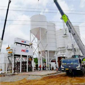 Calcium Hydroxide automatic processing plant