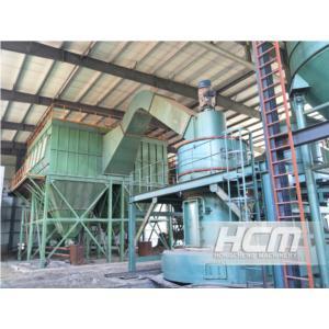Coal Ash Vertical mill equipment