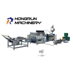 Meltblown fabric equipment