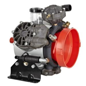 High pressure diaphragm pump