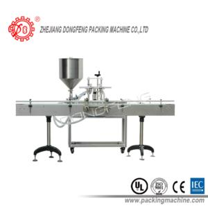 Double Heads Simple Filling Machine (DPF-2-S)