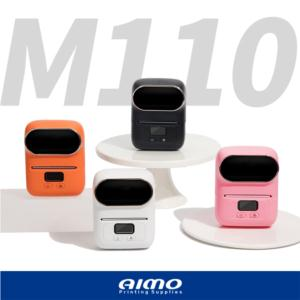 58mm portable Thermal label printer M110