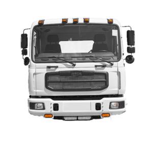 Meduim duty truck cab(dual-drive/LHD/RHD)