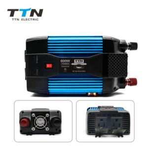 TTN 12V 24V 48V Modify Sine Wave Power Inverter 1200W