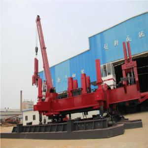 800T Static hydraulic pile driver
