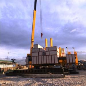 680T Static hydraulic pile driver
