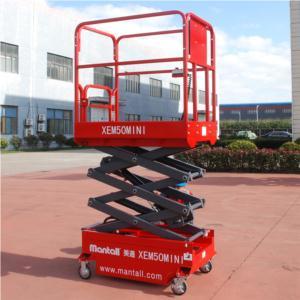 Mobile Electric Scissor lift
