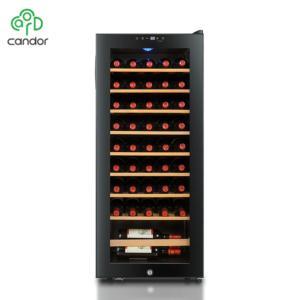 Factory wholesale 45 bottles compressor cooling display refrigerated wine cooler cellar fridge 2020