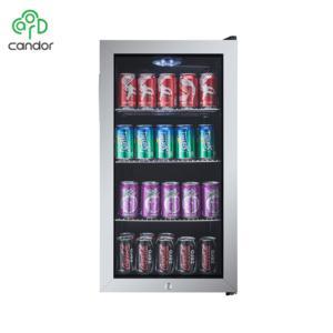 Compressor Beverage Cooler Can cooler Fridge JC-88