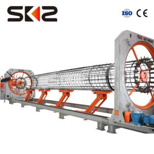 Pile cage making machine KZ2000X
